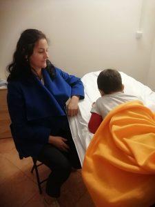 terapia bowen - copil autist